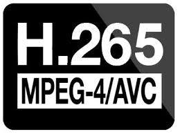 HEVC (H.265) standard