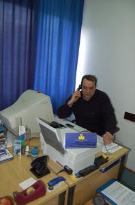 Direktor Tomislav Mustapić