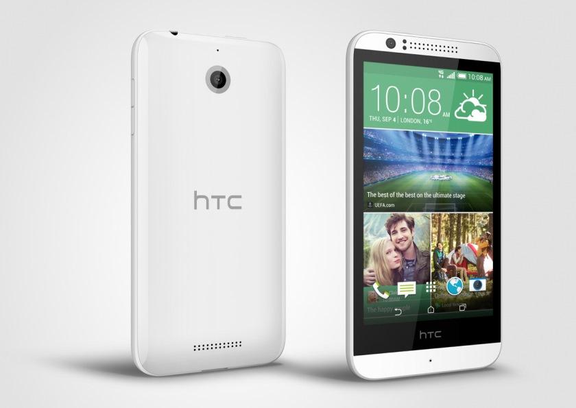 HTC Desire 510_PerRight_White