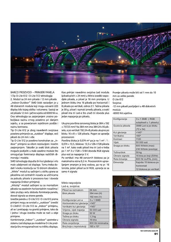 LED tehnologija velikih panela 4