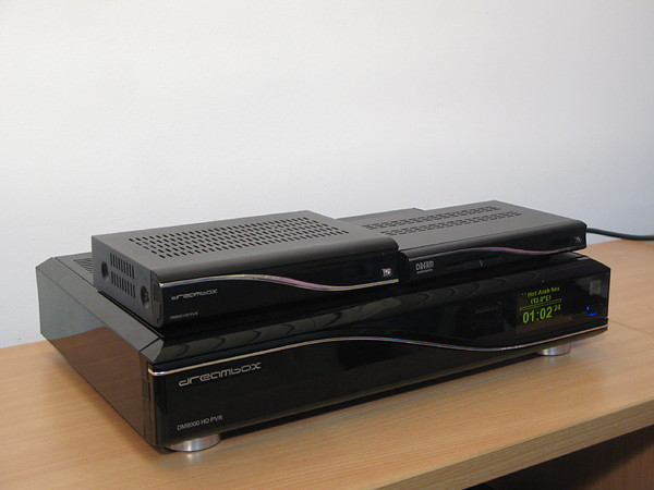 dreambox dm8000hd