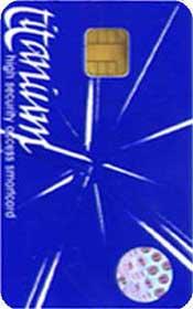 Titanium kartica