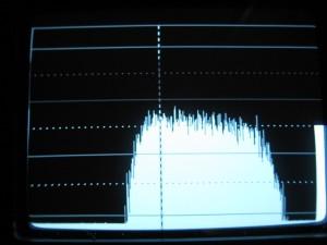 Prikaz DVB-T signala u prijemu