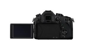 Panasonic Lumix DMC-GH4 back