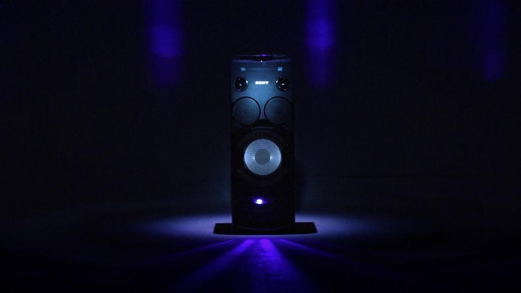 SONY_MHC V7D zvučnik