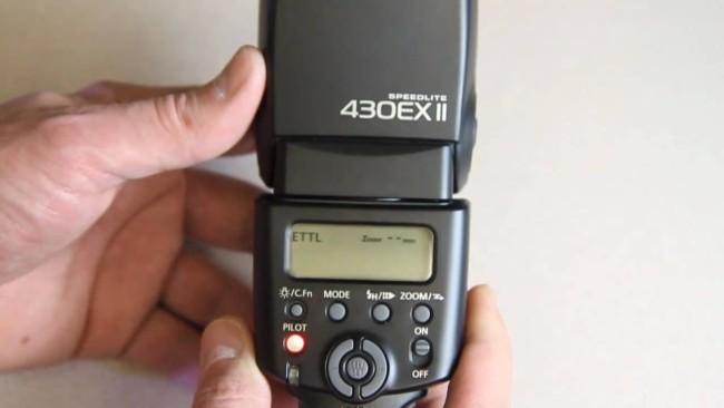 SPEEDLITE 430EX III 1