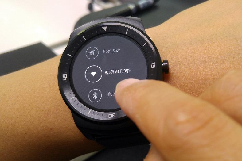 LG G Watch R Wi-Fi 1