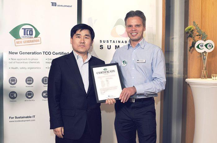 Objava_TCO Certifikacija za Samsung poslovne monitore