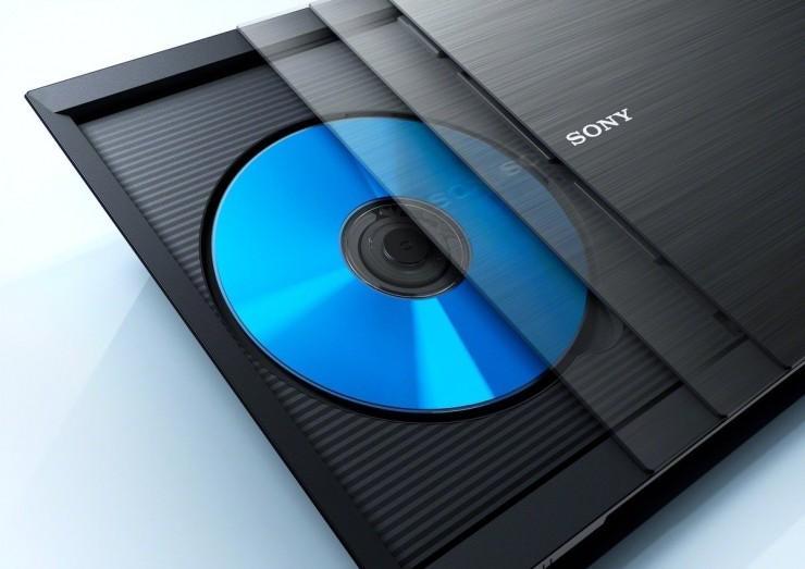 Sony 4K movie