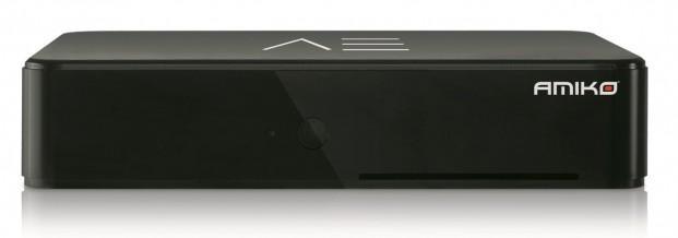 Amiko A3 Combo (4K, H.265 HEVC)