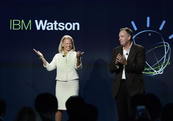 IBM_CEO_Ginni_Rometty_happy_success