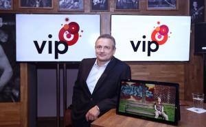 Jiří Dvorjančanský, predsjednik Uprave Vipneta