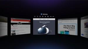 Samsung Gear VR preglednik 2