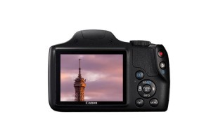 PowerShot SX540 display