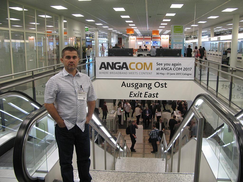 Andrija Jovićević- Glavni urednik Sat-Multimeda&IT