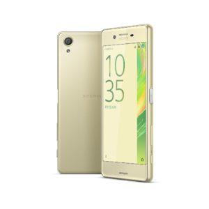 Sony Xperia X zlatna_1