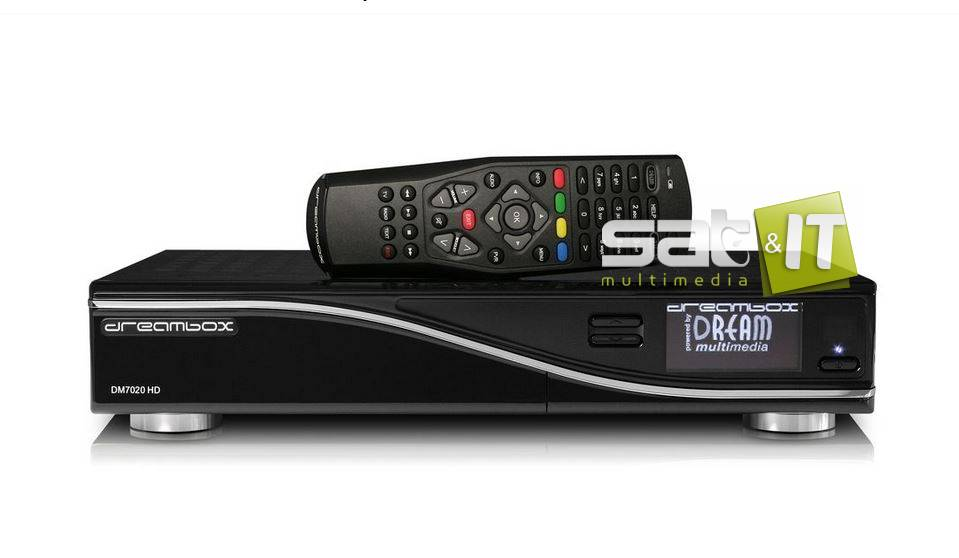 Dreambox DM7020HD with RC