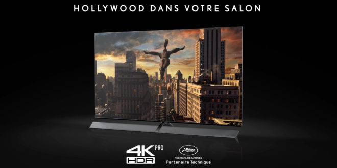 Panasonic tehnički partner Filmskog festivala u Cannesu za 2017.