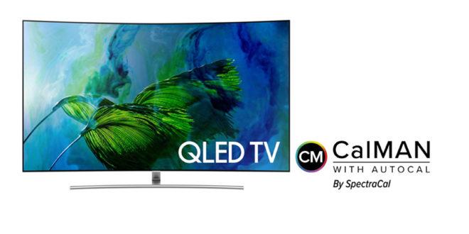 Samsung QLED TV prvi TV prijemnici na svijetu s pripremom za CalMAN