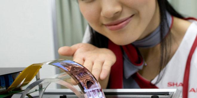 Sharp planira proizvodnju OLED TV panela u Japanu