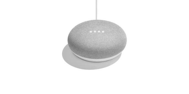 Google Home Mini zvučnici- isti, ali manji