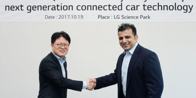 LG i Qualcomm zajedno razvijaju nova rješenja za povezane automobile