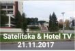 Satelitska & Hotel TV – 21.11.2017