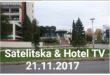Satelitska & Hotel TV – 21.11.2017