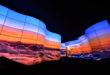 """""""LG OLED Canyon"""" privlači pažnju posjetitelja sajma CES 2018"""