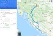 Vozni red Hrvatskih željeznica dostupan na Google Maps