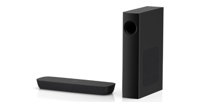 Panasonic predstavio dva nova soundbara, modele SC-HTB250 i SCHTB200