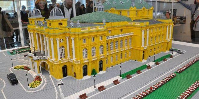 LEGO izložbau Svetom Ivanu Zelini