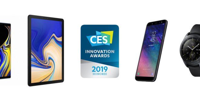 Samsung osvojio čak 30 nagrada CES 2019