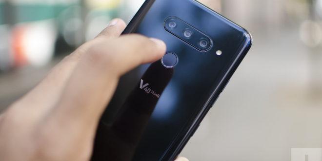 Sve o LG V40 THINQU sa 5 kamera