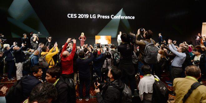 LG  futurističke inovacije za bolji život CES-u 2019
