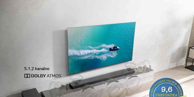 LG SK10Y – Dolby Atmos Sound Bar test by Darko Brlečić