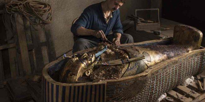 Tutankhamon na kanalu Epic Drama