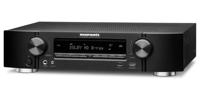 MARANTZ SLIM RECEIVERI