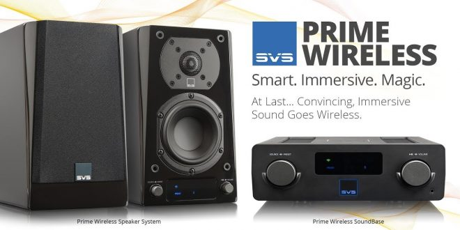 SVS Prime Wireless System