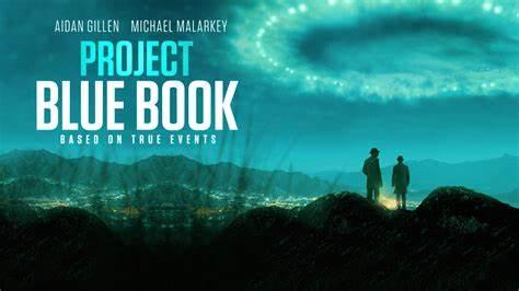 Projekt Plava knjiga na kanalu Epic Drama