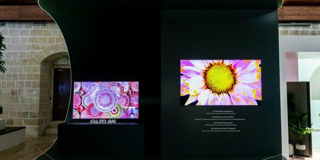 Samsung predstavio novi 2020 QLED 8K flagship televizor na europskom tržištu