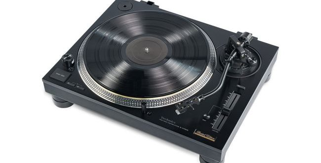 Technics SL-1210GAE BLACK