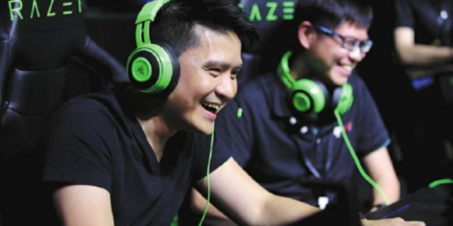 Nova zanimanja u Kini: bloger i gejmer