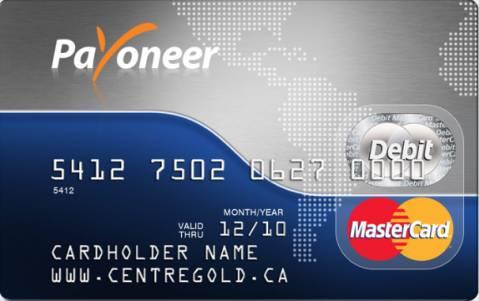 Payoneer platforma izdaje platne kartice