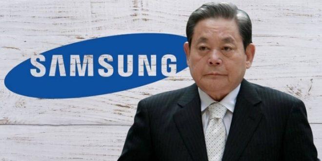 Preminuo predsednik kompanije Samsung