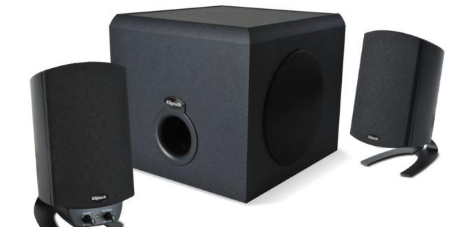 Klipsch ProMedia 2.1 Bluetooth zvučnici