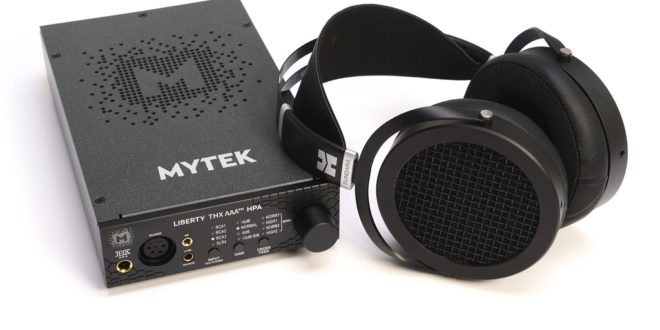 Mytek Liberty THX AAA pojačalo za slušalice