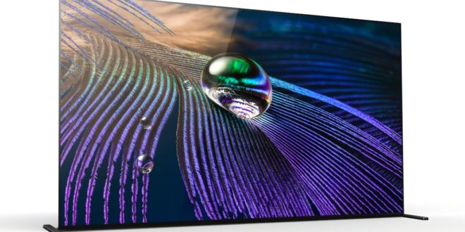 SONY A90J 4K OLED TV