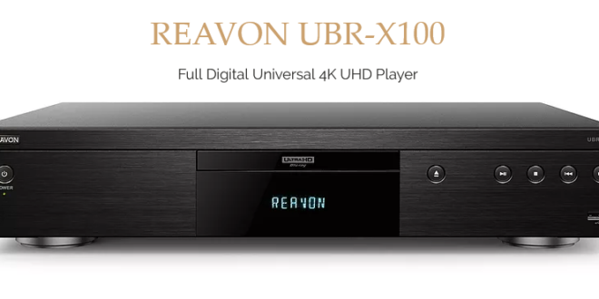 REAVON ULTRA HD BLU- RAY