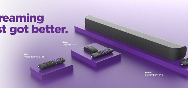 Roku Express 4K streaming stick